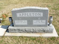 Joe William Appleton