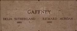 Delia <i>Sutherland</i> Gaffney