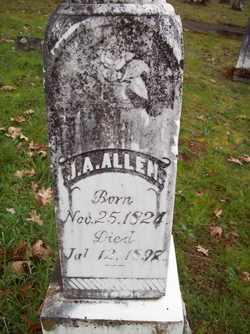 Josiah A Allen
