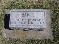 Helen Kathleen Horr