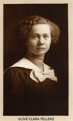 Olive Clara <i>Fellenz</i> Bath