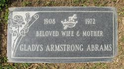 Gladys Grey <i>Armstrong</i> Abrams