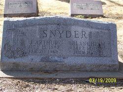 Waunetta Blanche <i>McCoy</i> Snyder