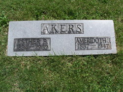 Ameridoth J Akers