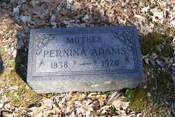 Pernina <i>Harmon</i> Adams