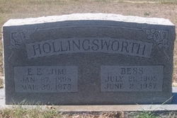 Bess <i>Warren</i> Hollingsworth