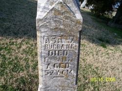 Asa Wakefield Burbank