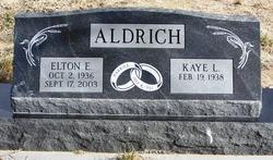 Elton E Aldrich
