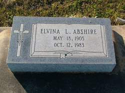 Elvina L Abshire