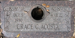 Grace G. Acosta