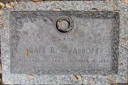 Lafe Ross Abbott