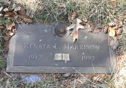 Renata L Harrison