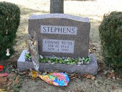 Connie Ruth <i>Kingdon</i> Brewster Stephens