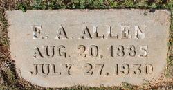 Early A Allen