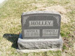 Cornelia Jane <i>Jones</i> Holley