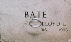 Lloyd L. Bate