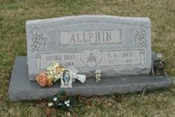 Mary Louise <i>Dean</i> Allphin