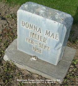 Donna Mae Heier