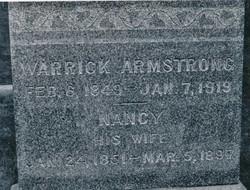Warrick Armstrong
