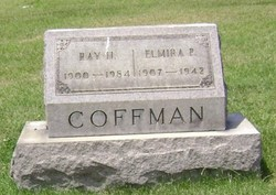 Josephine Elmira <i>Parks</i> Coffman