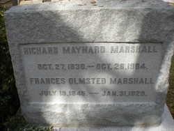 Frances Hoke <i>Olmstead</i> Marshall