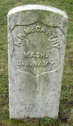 A. P. McCarthy