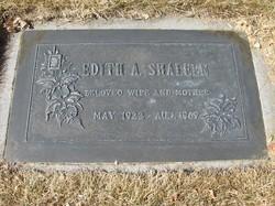 Edith Alene <i>Watts</i> Shaleen