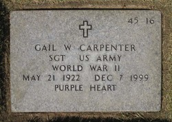 Gail Wesley Carpenter