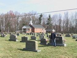 Round Mountain Baptist Church Cemetery
