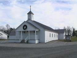 Round Hill Baptist Church Cemetery