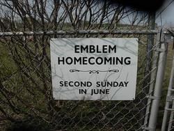 Emblem Cemetery
