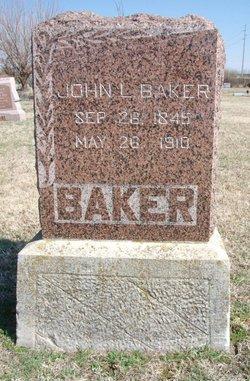 Corp John L. Baker