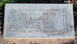 Charles Wayne Benge