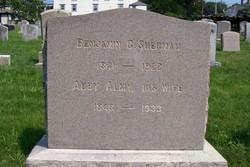 Abby <i>Almy</i> Sherman