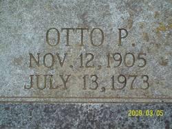 Otto Paul Becker