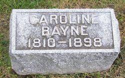 Caroline <i>Nevill</i> Bayne