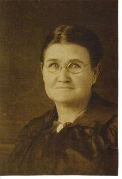Mary Mathilda <i>Wharton</i> Burris