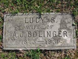 Lucy Ellen <i>Sanders</i> Bolinger