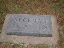 Ben M Beckman