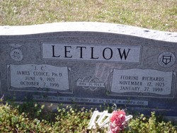 James Cloice J. C. Letlow