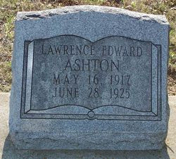Lawrence Edward Ashton