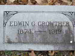 Edwin George Crowther
