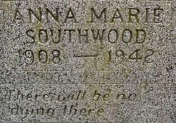 Anna Marie <i>Southwood</i> Bertram