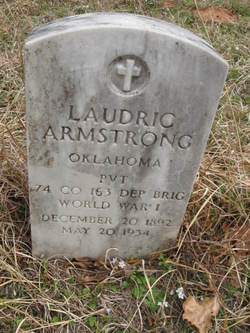 Laudric Armstrong