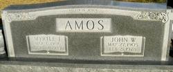 Myrtle Irene <i>Roberts</i> Amos