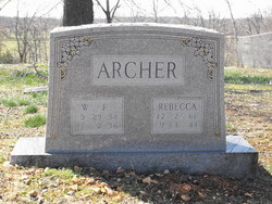 Rebecca Jane <i>Starling</i> Archer