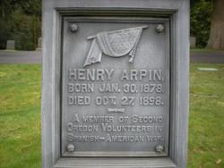 Henry Arpin