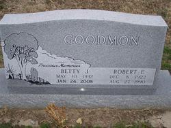 Betty Jane <i>Jackson</i> Goodmon