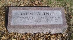 Frederick M. Baumgartner