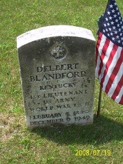 Delbert Blandford